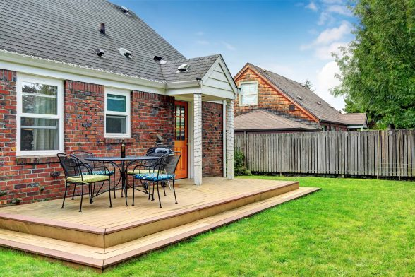 How To Build A Wooden Patio Deck Blog George Hill Timber Building Supplies